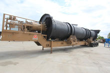 Astec Portable 42' Rotary Dryer