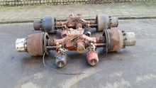 MAN BUS AXLES