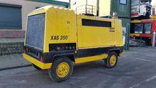 1989 Atlas Copco XAS 350