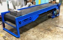 Used Powered Belt Conveyors for sale  Long equipment & more