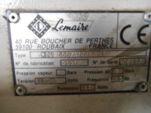 1997 Laminating machine LEMAIRE