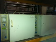 Used incubator HERAE