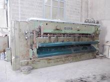 1977 DILO OR35 Needling machine