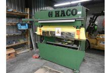 Haco PPES 40 ton x 2100 mm CNC