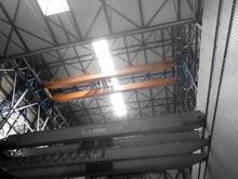 Stahl 40 + 40 ton x 34 500 mm