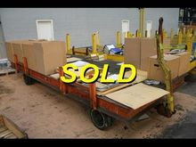 Used Loading trolley