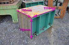 Clamping bloc 750 x 720 mm