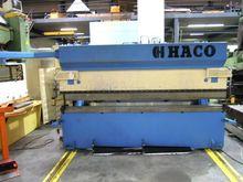 Haco PPM 75 ton x 3000 mm CNC