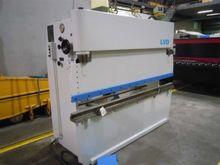 LVD PP 50 ton x 2500 mm