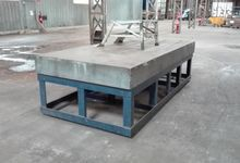 Used Table 3000 x 18