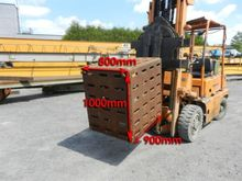 Used Clamping table