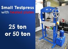 Arlo press heated plates 25 or