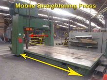 Zdas mobile straightening press