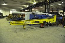 Used Demag jib crane