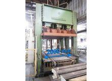 Becker panel press 650 ton