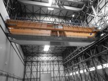 Stahl 63 + 63 ton x 34 500 mm