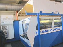 2006 TRUMPF L 6050 5000 watt