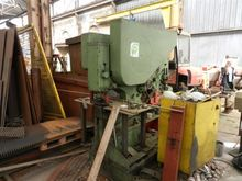 Used Mubea kbl 90 in