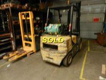 Used Daewoo 3 ton in