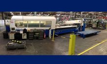 Trumpf + Liftmaster L3030 CNC 3