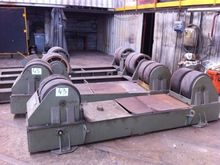 SAF Turning gear 10 ton