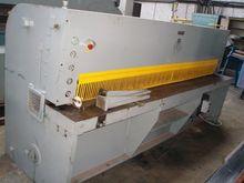 Used BFS 2500 x 3 mm