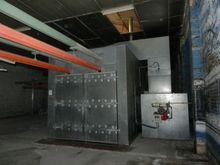 Comtherm Oven with railconveyor