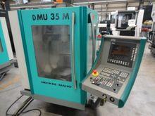 2000 DMG MORI DMU 35 M Siemens