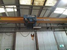 Used Abus 1,25 ton x