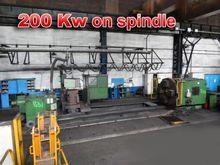 Farrel Ø 2184 x 8500 mm CNC