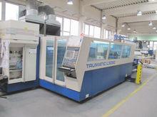 2005 TRUMPF L 3050 6000 watt Li