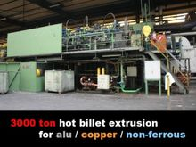 Used Hydr extrusion
