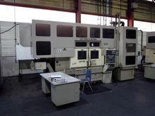 Okuma 2SP-30H Twin Spindle CNC