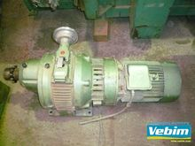 Used LENZE 115230800