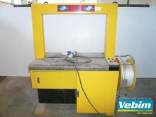 1990 strapping machine for pack