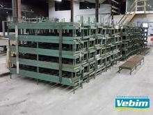 ROL gravity roller conveyors
