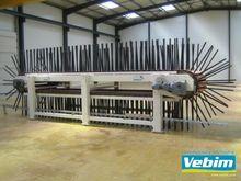 BÜRKLE Cooling conveyor for pre
