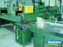 veneer thread splicer, lengthwi
