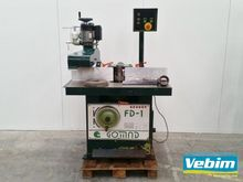single-spindle moulder with fee