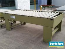 1988 BIELLE Roller conveyor