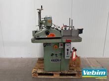 1980 Spindle moulder with feede