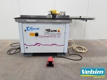2000 edge bander for curved pan