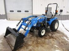 Used 2008 HOLLAND TC