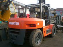 Komatsu Forklift 10T