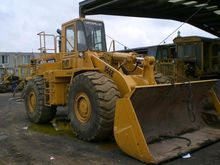 CAT966E Wheel Loader