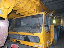 Krupp KMK6200 truck crane