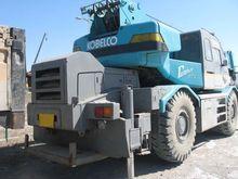 Kobelco KR-350 rough terrain cr