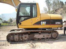 Used Cat 320C in Sha