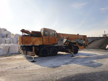 Kato  NK-250E truck crane