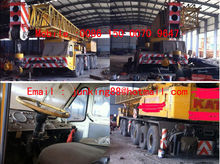 Kato NK 1200E truck crane